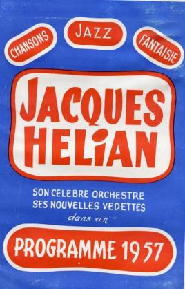Affiche J. Hélian